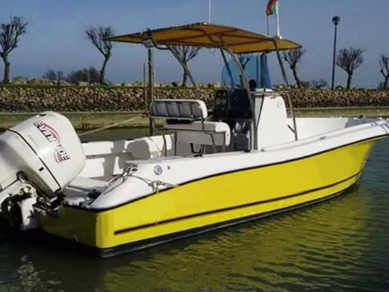 barca aquablu 23.8