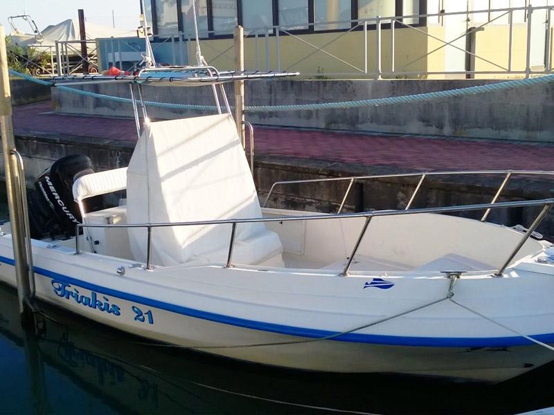 barca triakis